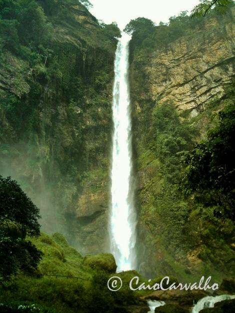 Cachoeira do Itiquira - Formosa - GO